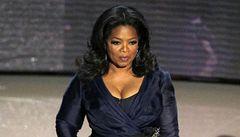Oprah Winfrey si loni přišla na šest miliard, je nejbohatší v Hollywoodu